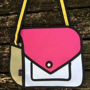 Handbags - 2D Purse Bag